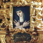 Vierge emportée par Thérèse dans ses déplacements