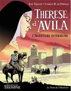 BD Thérèse d'avila