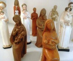 Statues et sculptures de piété
