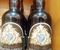 Bière des moines de Saint-Wandrille