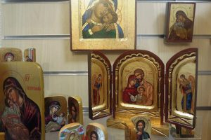 Icônes byzantines