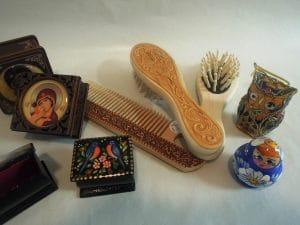 Artisanat des ateliers du monastère Sainte-Elisabeth de Minsk