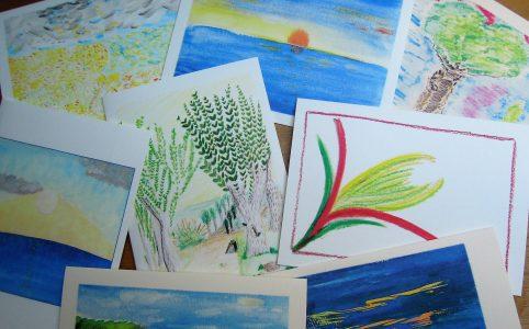 Cartes d'art (Carmel du Havre)