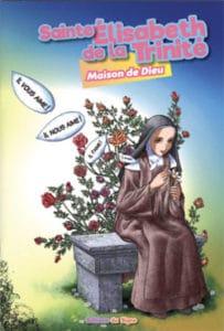 BD manga Elisabeth de la Trinité