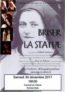 théâtre à la chapelle du Carmel du Havre