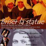 Pièce de théâtre au Carmel du Havre